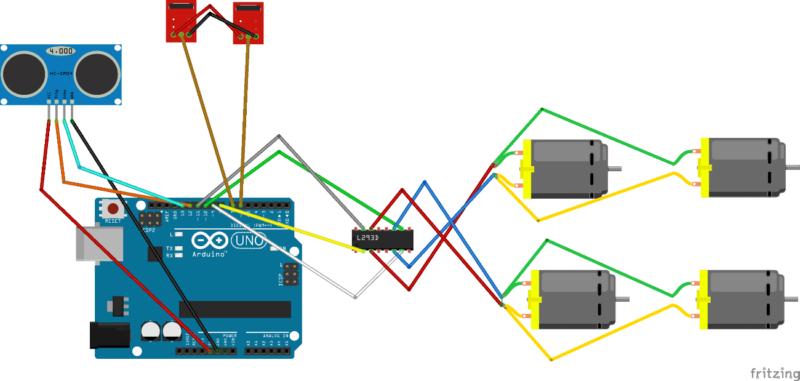 Build a Smart Vacuum Cleaning Robot with Arduino - RmigoRmigo